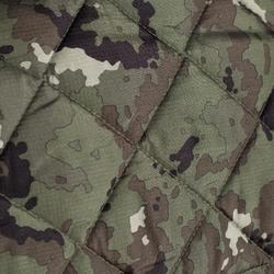 荒野探险100系列马甲背心-绿色岛纹迷彩