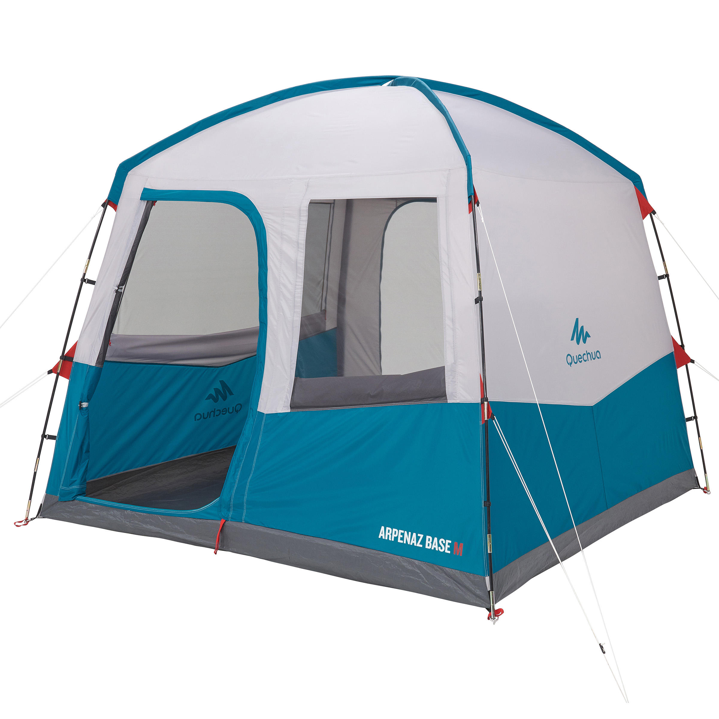 sc 1 th 225 & Camping shelter Camping Arpenaz base M | 8 persons Quechua - Decathlon