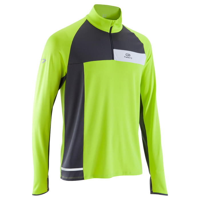 DECATHLON 迪卡侬 跑步运动舒适保暖男士长袖外套 KALENJI RUN WARM+