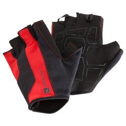 健身手套500系列 黑色 红色