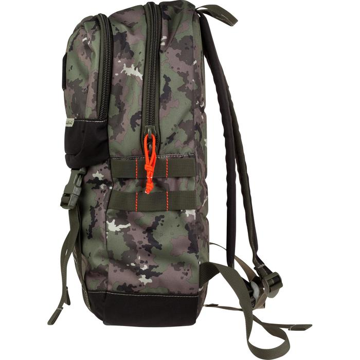X-ACCESS BACKPACK 20 LITRES CAMOUFLAGE ISLAND GREEN/背包