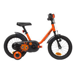 500 14-Inch Bike 3-5 Years - Robot