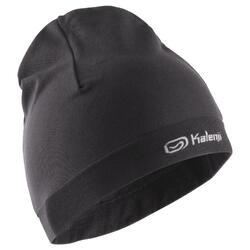 跑步保暖帽 - 黑色