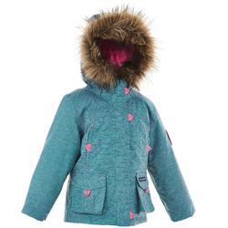 户外山地运动徒步登山防水保暖儿童夹克外套 QUECHUA Arp900