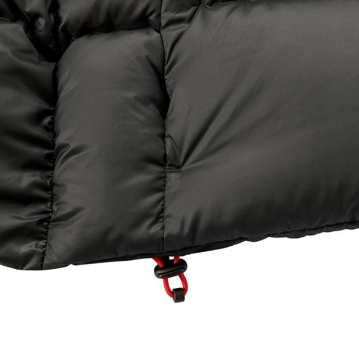 TREK 900 男式厚款连帽羽绒保暖夹克 - 黑色