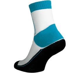 儿童直排轮袜子Play - Blue/White