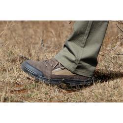 荒野探险100系列徒步鞋-棕色