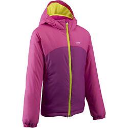 滑雪运动防水保暖透气女童儿童青少年夹克外套 WED'ZE FIRSTHEAT
