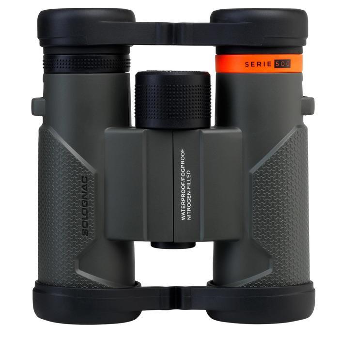 荒野探险500系列户外轻便防水双筒望远镜10X32
