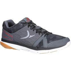 有氧健身稳定支撑减震运动鞋男式综合训练鞋 DOMYOS Strong+ Cross Training Men's Shoes