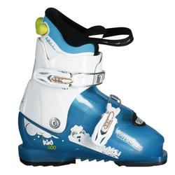 PUMZI 500 CHILDREN'S SKI BOOT BLUE
