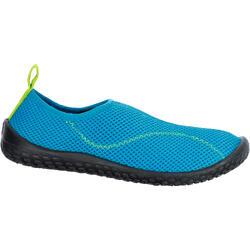 儿童浮潜鞋100 - Light Blue
