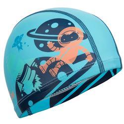硅胶网布泳帽 500 500 PRINT S号 ASTRO