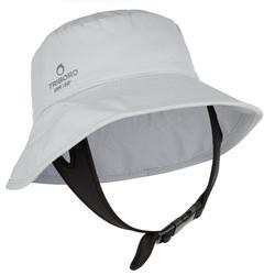 成人冲浪运动防晒帽- Grey