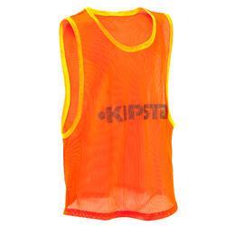 儿童足球分组背心- 橙色