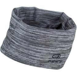 KALENJI 跑步运动多用途 头巾-灰色