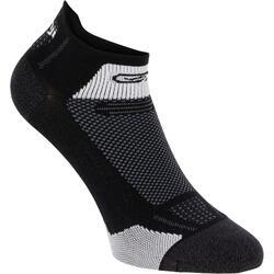 跑步袜(薄)Kiprun——黑色
