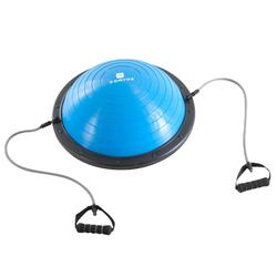 基础塑形/普拉提健身半球力量训练平衡练习腹肌锻炼成人儿童平衡半球 DOMYOS