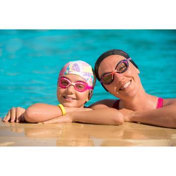 游泳眼镜100 XBASE , L号 - Black