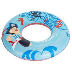 游泳运动双气室 加厚 双层儿童婴幼儿泳圈救生圈游泳圈 NABAIJI SWIM RING 11-30KG