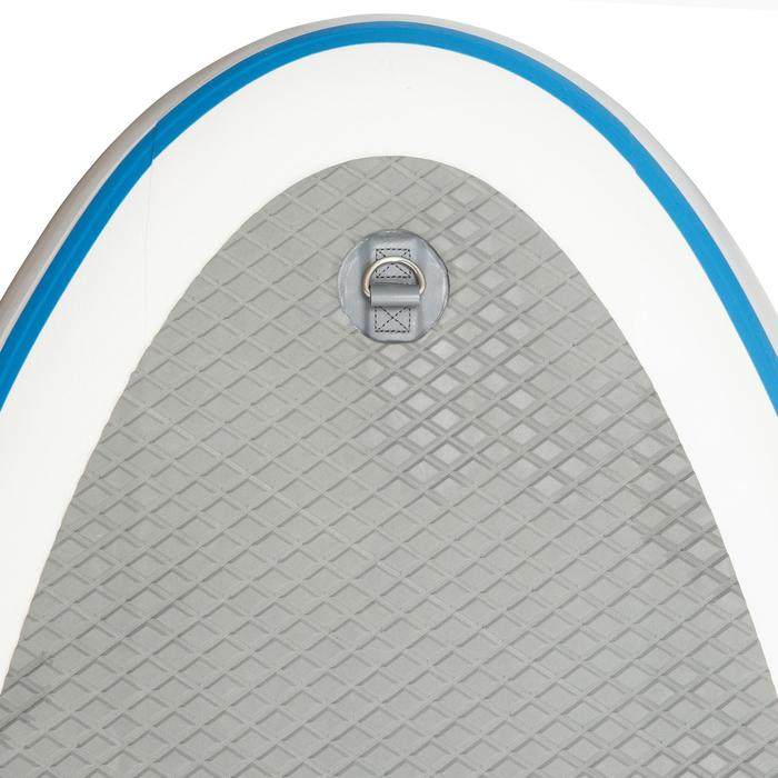 100 Inflatable 10'7 Touring Stand Up Paddle - Blue - 1077088