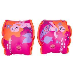 游泳运动加厚柔软双气室儿童臂圈浮圈 NABAIJI Soft Armbands