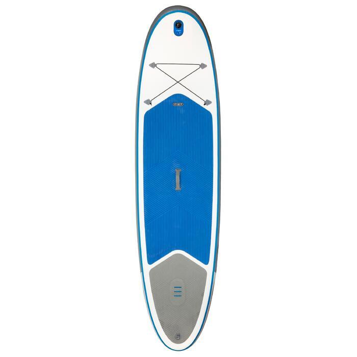 可充气的站立式桨板100 10'7 - Blue