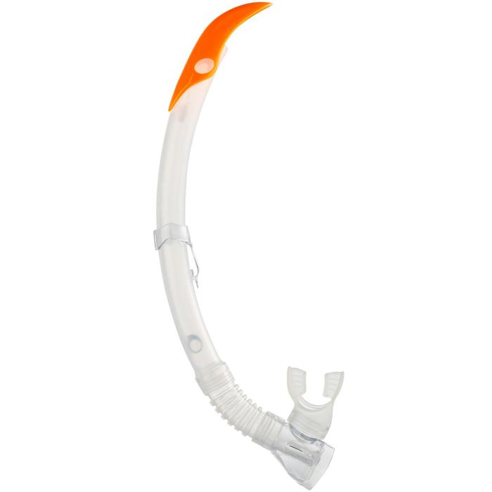 浮潜二宝套装 - 淡蓝面镜呼吸管 FRD 120