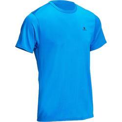 有氧健身排汗透气速干训练衣男式运动短袖T恤 DOMYOS TEEGOOD 50