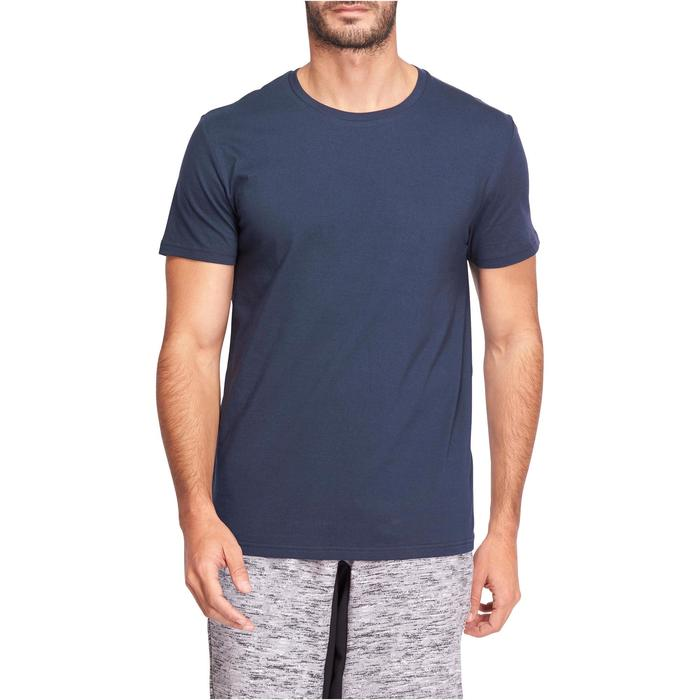 Essential Sportee Cotton Fitness T-Shirt  - 1090172