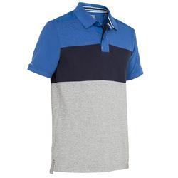 航海运动耐用舒适全棉男士短袖T恤 Polo衫 TRIBORD 100