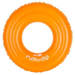 儿童充气泳圈 Printed 51 厘米 3到6岁儿童适用 - Orange