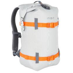 防水背包20L - Grey
