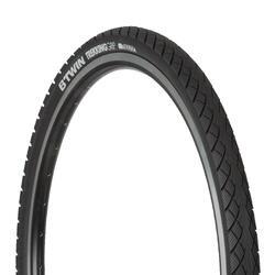 1速越野自行车轮胎700x42