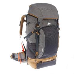 TRAVEL 500男式户外旅行背包 ,50 升 - 灰色