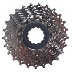 9速公路自行车12x25飞轮