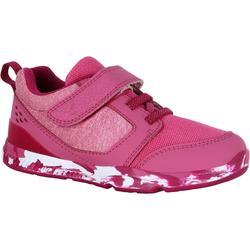 基础塑形/普拉提鞋跟支撑鞋头柔韧鞋垫可换魔术贴婴幼儿学步鞋鞋子 DOMYOS