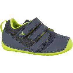 基础塑形/普拉提柔软支撑灵活包裹性强易穿/脱防滑轻盈运动鞋婴幼儿鞋子 DOMYOS