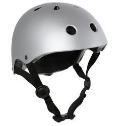 直排轮滑板滑板车及自行车头盔Play - Grey