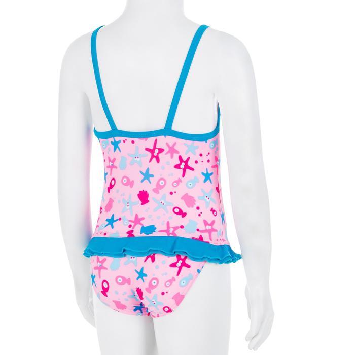 婴儿连体泳衣Pink printed