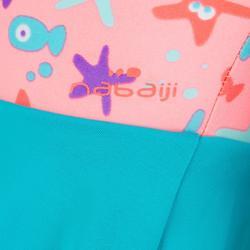 婴儿裙式连体泳衣printed