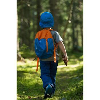 儿童徒步遮阳帽 HIKE 500 – 蓝色