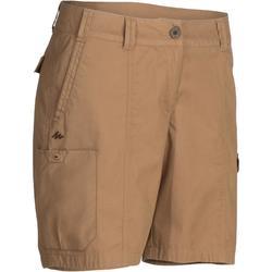 Travel100 徒步旅行短裤 - 棕色 女式