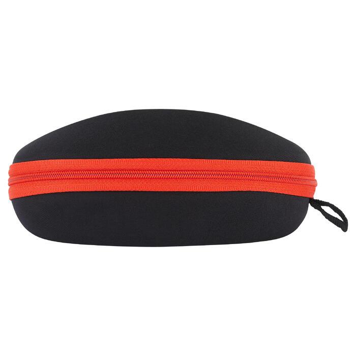 硬质眼镜盒 CASE 560 - 黑色和红色