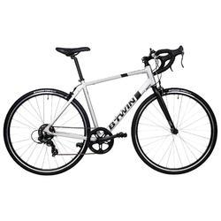自行车运动7速 铝合金车架男女适用公路自行车 B'TWIN Triban 100