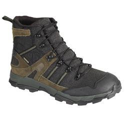 Sporthunt 500 Waterproof Boots - Brown/靴子