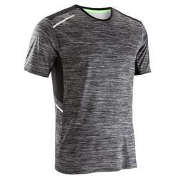 跑步运动快干柔软透气男士短袖T恤 KALENJI RUN DRY+