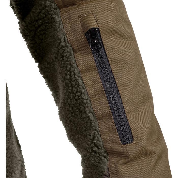 荒野探险绿色绵羊皮状摇粒绒900系列
