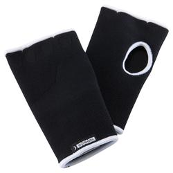 100 拳击内手套 - 黑色