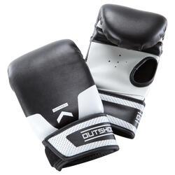 拳击 缓震保护 / 结实耐用成人(初学者)训练手套 OUTSHOCK OUTSHOCK 100